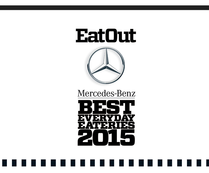Eat Out 2015 Best Everyday Eateries – Western Cape
